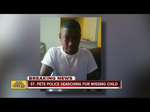 11-year-old St. Petersburg boy missing after leaving Bay Point Middle School on Tuesday