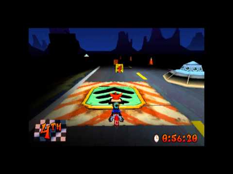 Area 51? - Platinum Relic - Crash Bandicoot 3 Warped - 105% Playthrough (Part #61)