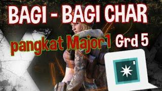 Gm Bagi Bagi Char Pb Garena Pangkat Major Rank1 Game Walkthrough