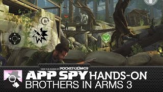 Brothers in Arms 3: Sons of War | iOS iPhone / iPad Hands-On - AppSpy.com