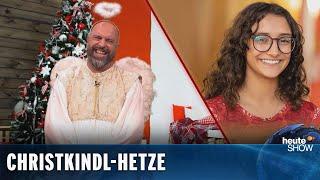 Das Nürnberger Christkindl ist der AfD nicht blond genug | heute-show vom 08.11.2019