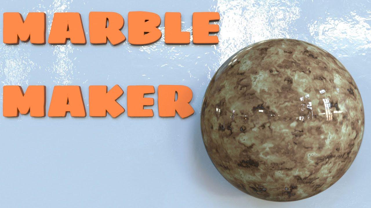 Marble Maker - Substance Designer