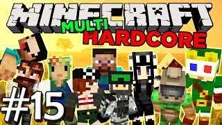 "Minecraft MultiHardcore: Episode 15 - Reisen til ""Agraba"""