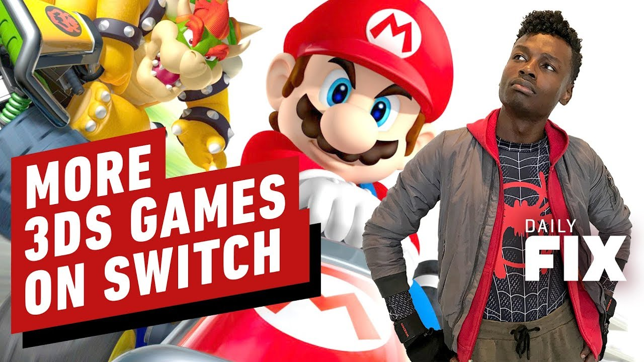 Upcoming 3ds Games 2020.More 3ds Games Are Headed To Nintendo Switch Ign Daily Fix