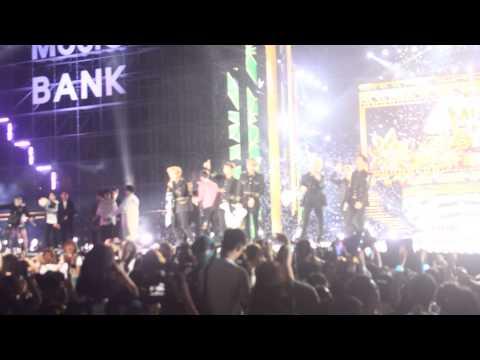 [KDC Fancam] 280315 Encore - All artist @ Music Bank in Hanoi