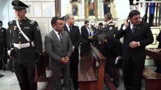 Policía Nacional despidió a comando del GOE, con ascenso a oficial superior