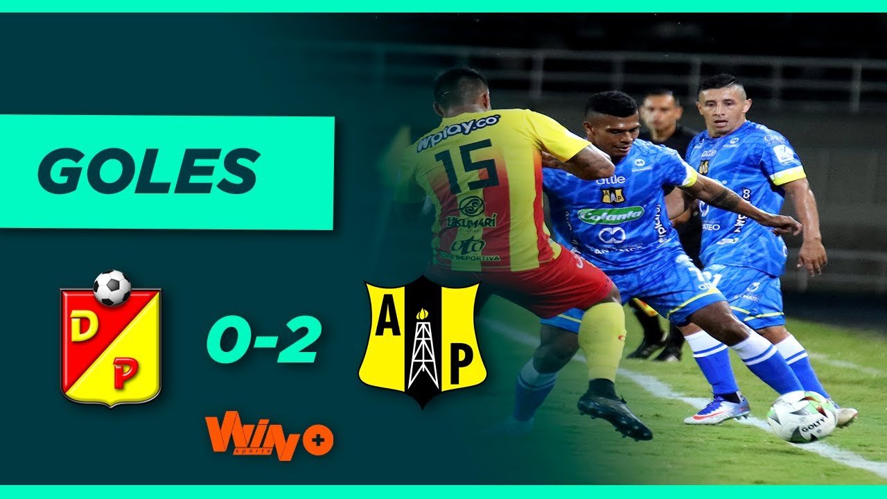 Pereira vs Alianza Petrolera (0-2) Liga BetPlay Dimayor 2021-II | Fecha 2