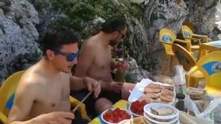 Spiaggia di Peschici - 23.05.2016 Con Antonio e gli amici Apricenesi