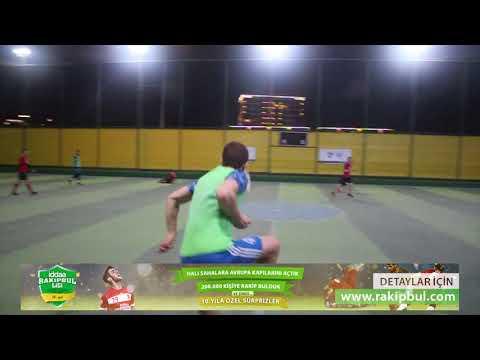 Coitus - Ömürgücü / Maç Özeti / iddaa Rakipbul Ligi 2017