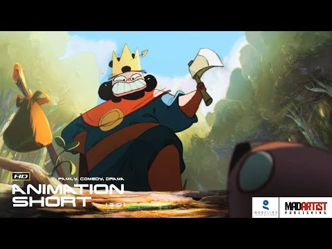 Download Youtube: 2D Animated Short Film