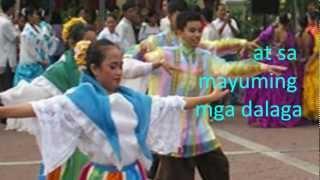 Mabuhay Singers - Tayo Na Sa Antipolo Lyric Video
