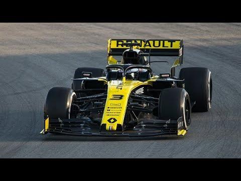 Renault R.S.19 - F1 Test Days 2019
