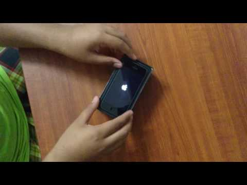 Unboxing Iphone 5 black 16gb Malaysia