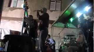 الفنان عبد اللطيف الحلو وعازف الدرمز احمد دمج 2013