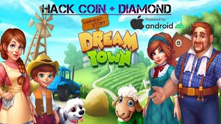 Dream Farm : Harvest Moon Coin +Diamond - Login - GooglePlay Game👍😁 screenshot 3