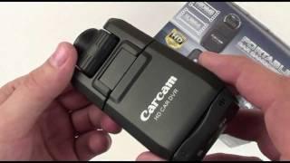 Обзор видеорегистратора carcam 210 ( dvr 210 ) от Video-gadget.ru
