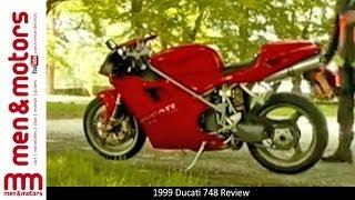 1999 Ducati 748 Review
