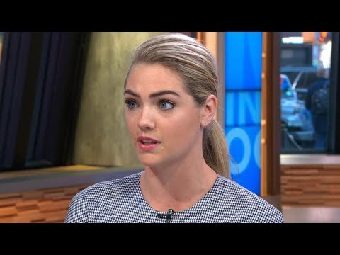 Kate Upton on why she is accusing Guess Inc. co-founder of sexual harassment