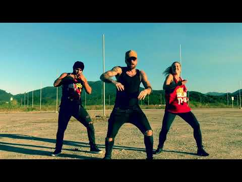 Bad Boy - Marlon Alves (official choreography) - Dance MAs - Zumba