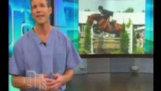 "Upper Cervical Chiropractic on ""The Doctors"""