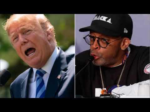 Spike Lee Blast Trump For Not Condemning Alt Right & Klan