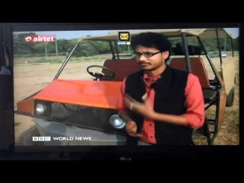 Rural Mobility startup, EVOMO , BBC India Business Report