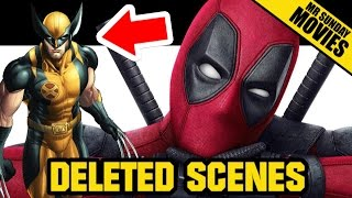 DEADPOOL Deleted Scenes, Rejected Characters & Missing Jokes