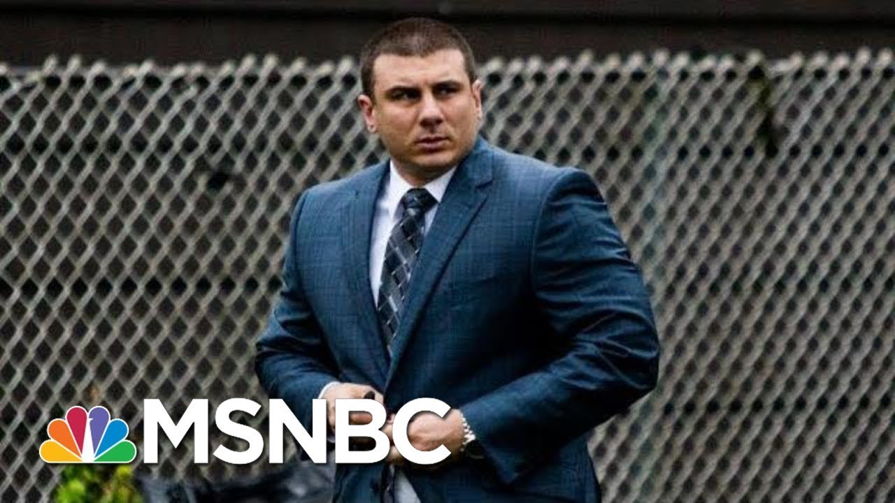 NYPD fires officer at the center of Eric Garner's death