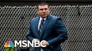 Daniel Pantaleo, NYPD Cop In Eric Garner Case, Fired   MSNBC