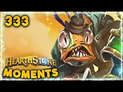 When first Devolve Fails..! | Hearthstone Gadgetzan Daily Moments Ep. 333 (Funny and Lucky Moments)