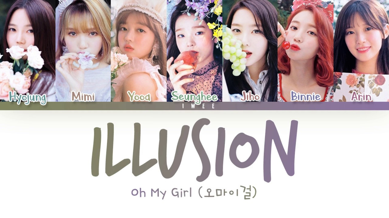 Oh My Girl – Illusion