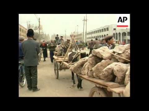 "CHINA: ""THE UIGHURS"" PEOPLE AND CULTURE"