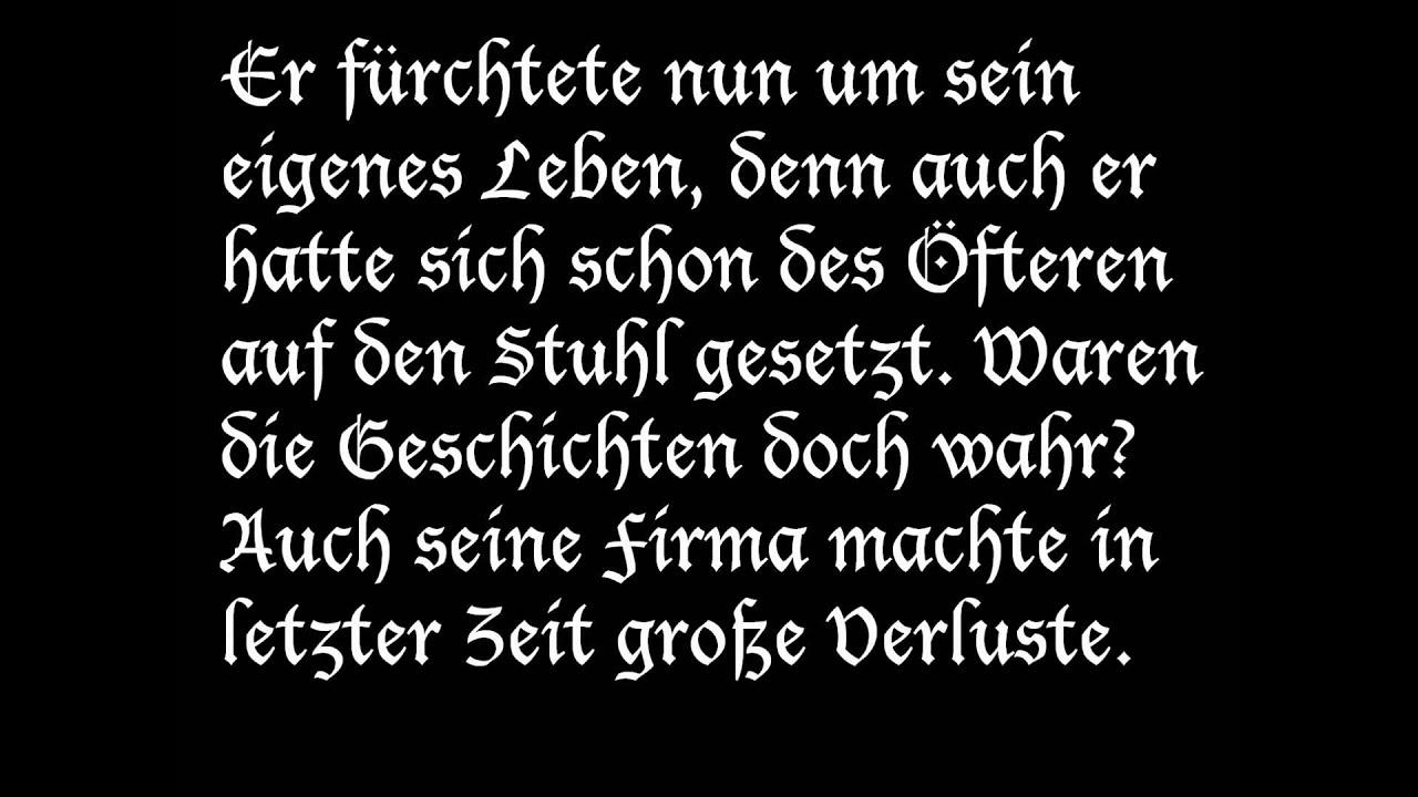 1 Advent Napoleons Stuhl Deutsch Hd Youtube