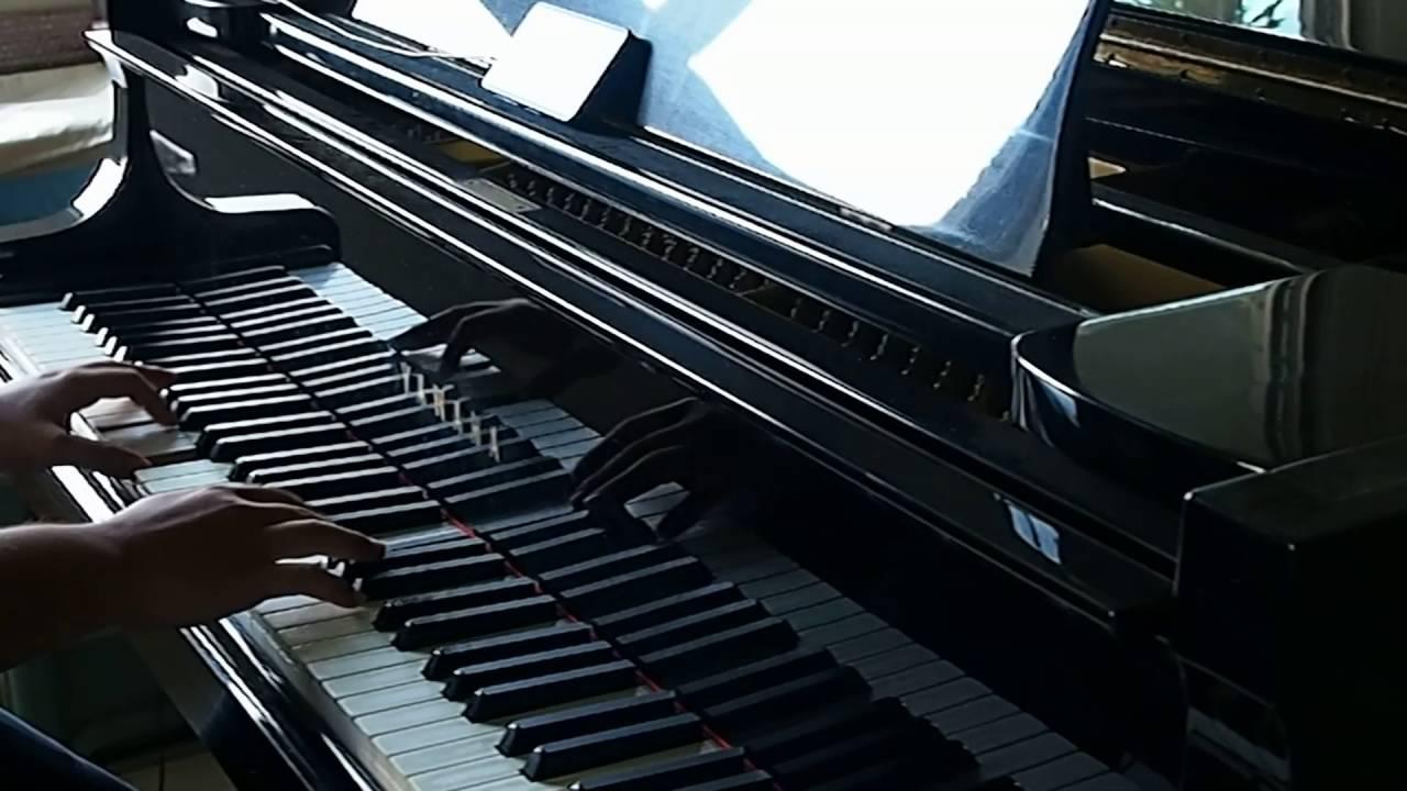 【みうめ・メイリア・217】《極楽浄土》 Piano cover - YouTube