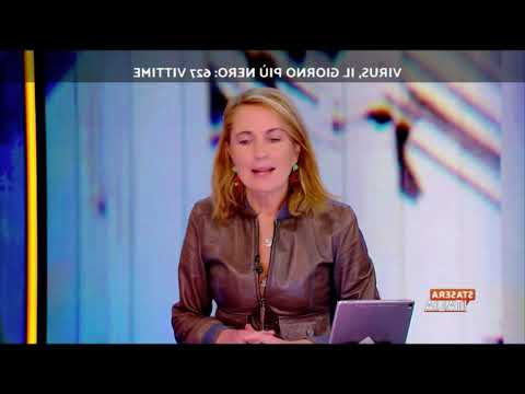 Coronavirus Bufera Barbara Palombelli Al Nord Persone Piu Ligie