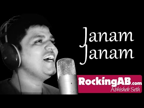 Meri Subah Ho Tumhi - Janam Janam - Lyrics | Dilwale Song Cover by Abhishek Seth| Unplugged