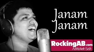 meri subah ho tumhi janam janam lyrics dilwale song cover by abhishek seth unplugged
