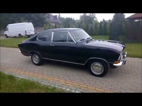 opel kadett b coupe 1971r youtube. Black Bedroom Furniture Sets. Home Design Ideas