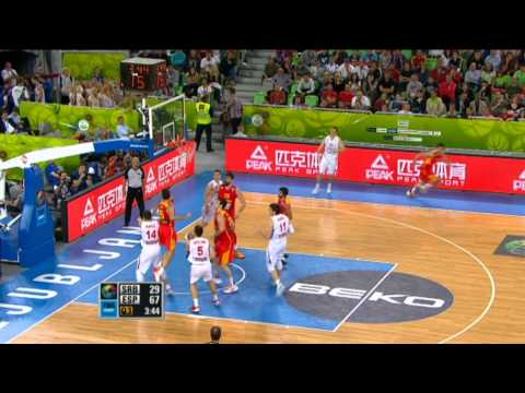 Top 10 Plays of EuroBasket 2013