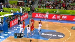 Top 10 Plays of EuroBasket 2013