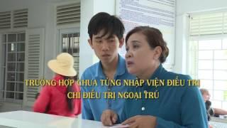 Một số quy trình tại Bệnh viện Chuyên khoa Tâm thần Khánh Hòa