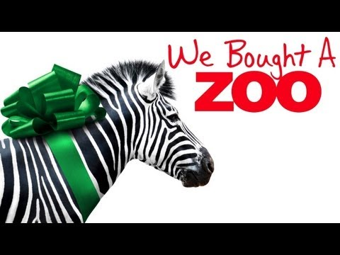We Bought A Zoo -- Film Review #JPMN