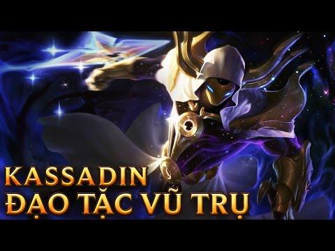 Cosmic Reaver Kassadin - Skins lol