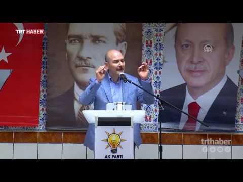 İçişleri Bakanı Soylu'dan muhalefet partilerine tepki