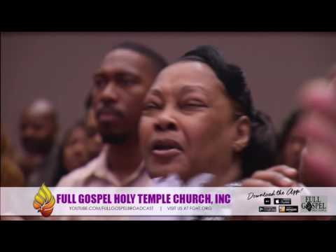 Apostle Murray-021917 morning-Anointed Service