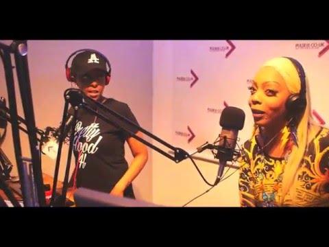 MAFIELLA - #PRETTYHOODSHOW RADIO INTERVIEW @PrettyHoodLive @Mafiella @Pulse88Radio