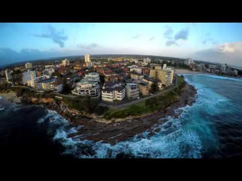 Cronulla Point, New South Wales, Australia (4K UltraHD)