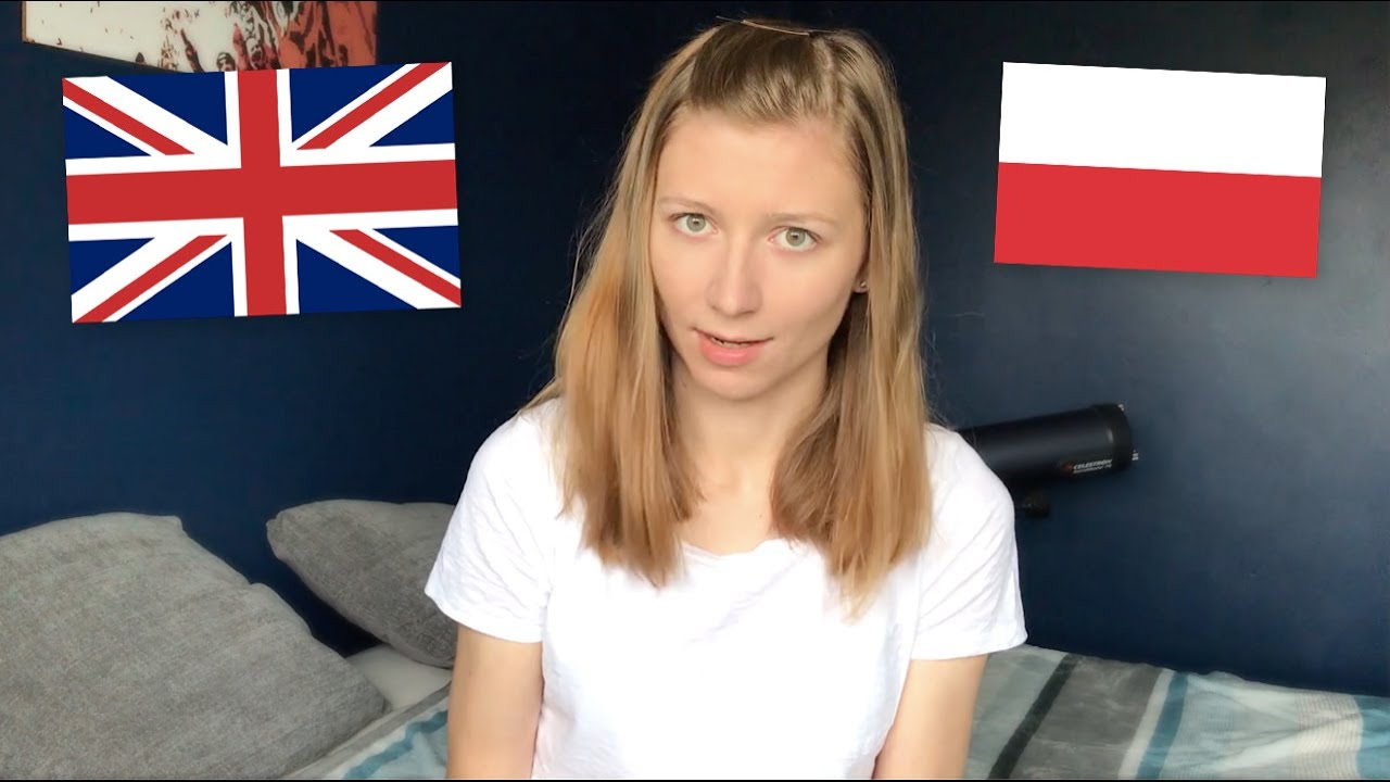 Cultural Shocks After Moving to the UK - Polish Girl in