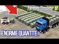 L'USINE TOURNE À PLEIN RÉGIME !!! 😀 (baltic sea no cheat #16) - Farming simulator 17