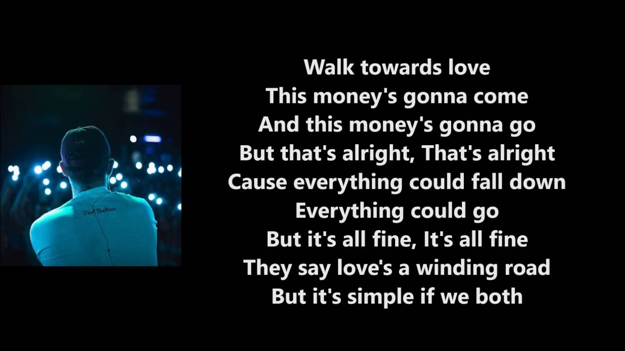 To My Future Wife - Jon Bellion (Lyrics)
